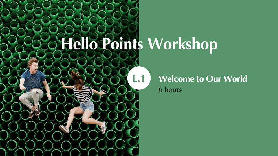 L.1 Hello points Workshop